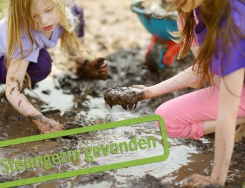 Buiten-gezin gezocht voor twee olijke meisjes (beide 6) uit Beverwijk