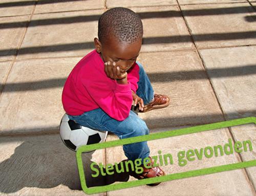 Buitenspeelplek gezocht voor jongetje van 3 jaar