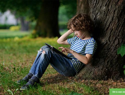 Bijna 10-jarige zoekt gezelligheid in de buurt!