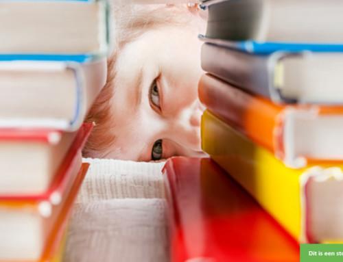 Enthousiaste boekenwurm gezocht