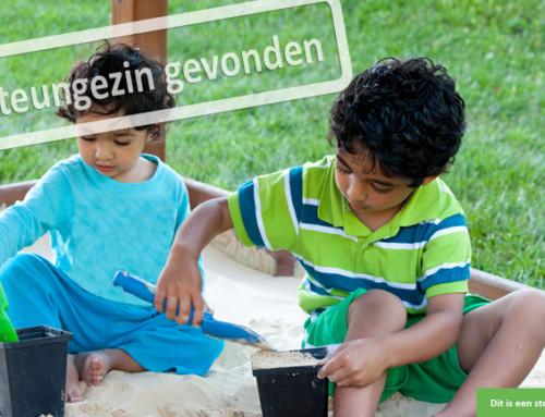 Fijne plek gezocht voor 2 vrolijke kinderen