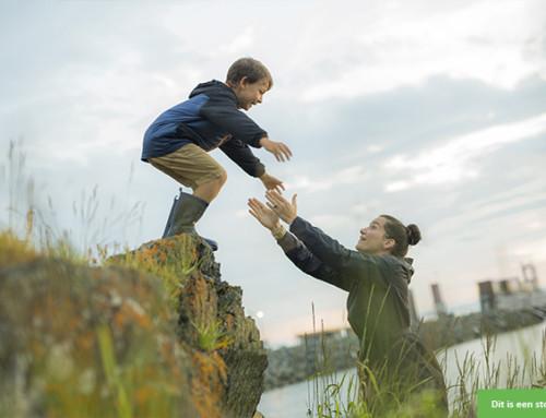 9 Jaar en je moeder redt het écht niet alleen, wie helpt?